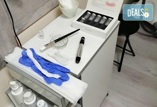 Дълбоко почистване на лице с апарат Hidrabrazio и висок клас козметика Cosmeceutical solutions или Rejuvi в Стил Таня Райкова - студио за красота! - Снимка 5