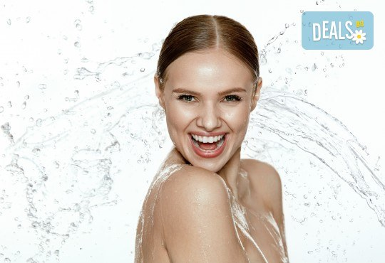Дълбоко почистване на лице с апарат Hidrabrazio и висок клас козметика Cosmeceutical solutions или Rejuvi в Стил Таня Райкова - студио за красота! - Снимка 1