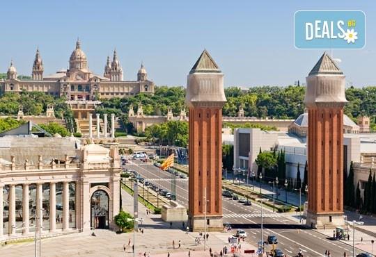 Екскурзия през март или октомври до Барселона - сърцето на Каталуня! 3 нощувки със закуски, самолетен билет, представител на Дари Травел! - Снимка 7