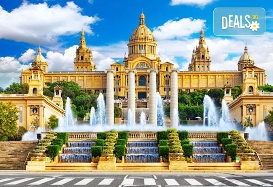 Екскурзия през март или октомври до Барселона - сърцето на Каталуня! 3 нощувки със закуски, самолетен билет, представител на Дари Травел! - Снимка 8