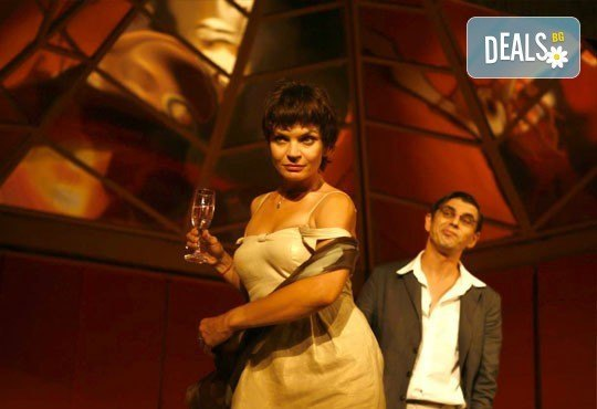 Вечер на смеха с Канкун от Ж. Галсеран на 8-ми март (петък) в Малък градски театър Зад канала! - Снимка 4