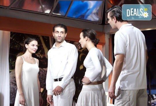 Вечер на смеха с Канкун от Ж. Галсеран на 8-ми март (петък) в Малък градски театър Зад канала! - Снимка 1