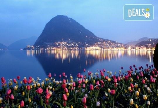 Екскурзия за Великден до Милано, Верона, езерата Гарда, Лугано и Комо! 3 нощувки със закуски, самолетен билет и летищни такси, екскурзовод! - Снимка 6