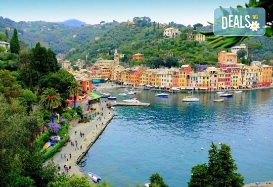 Екскурзия до Чинкуе Терре и Тоскана! 4 нощувки със закуски и вечери в Монтекатини Терме, самолетен билет, екскурзовод! - Снимка 3