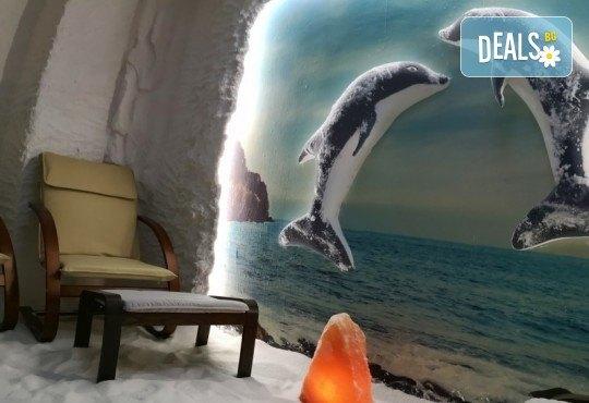 Здрав дух в здраво тяло! 1, 3 или 5 посещения на солна стая за един или двама възрастни в Солни стаи Medisol! - Снимка 3