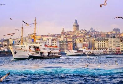 За Осми март в Истанбул и Одрин с Караджъ Турс! 2 нощувки със закуски, транспорт, пешеходни турове в Истанбул и комплимент за всички дами - Нощен Истанбул! - Снимка
