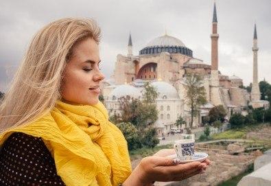 Екскурзия за Осми март до Истанбул, Турция! 2 нощувки със закуски, транспорт, посещение на Одрин и включени пътни и гранични такси!