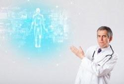 Обстоен преглед от ангиолог – специалист съдови болести, и еходоплер – ехография на кръвоносни съдове, в МЦ Хелт! - Снимка