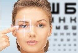 Погрижете се за здравето на Вашите очи! Обстоен офталмологичен преглед - компютърен тест на зрението, изследване на зрителната острота, измерване на вътреочното налягане, изследване на предния очен сегмент и очните дъна в МЦ Хелт! - Снимка