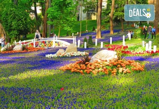 Фестивал на лалето в Истанбул през април! 2 нощувки и закуски в Hotel Bulvar Palas 4*, транспорт, водач от агенцията и включени пътни такси! - Снимка 3