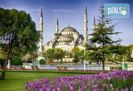 Фестивал на лалето в Истанбул през април! 2 нощувки и закуски в Hotel Bulvar Palas 4*, транспорт, водач от агенцията и включени пътни такси! - Снимка 2
