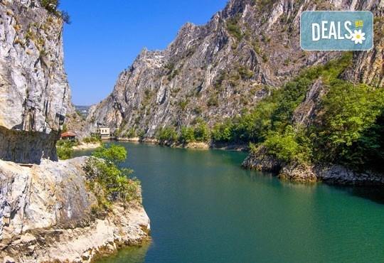 Екскурзия през септември до Охрид, Скопие и каньона Матка! 2 нощувки със закуски и транспорт от Дари Травел! - Снимка 10