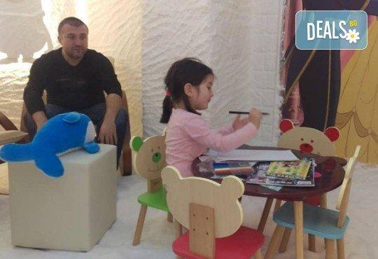 Здрави деца! 1, 3 или 6 комбинирани посещения на солна стая на дете и възрастен в Солни стаи Medisol! - Снимка 2