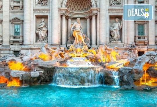 Приказка в Южна Италия! Екскурзия през юли до Рим и Неапол - 4 нощувки със закуски, самолетни билети и такси, водач от Дари Травел! - Снимка 7