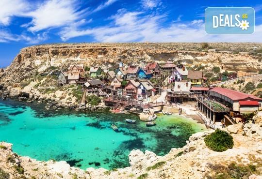 Пролетна приказка в Малта! 4 нощувки със закуски, самолетни билети, летищни такси и трансфери, представител на Дари Травел! - Снимка 1