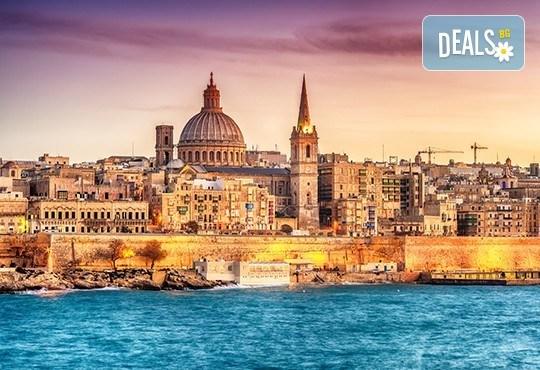 Пролетна приказка в Малта! 4 нощувки със закуски, самолетни билети, летищни такси и трансфери, представител на Дари Травел! - Снимка 4
