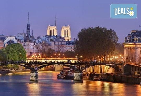 Романтична екскурзия до Париж, Франция! 3 нощувки със закуски, самолетни билетни с включени летищни такси, екскурзоводско обслужване! - Снимка 4