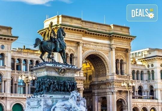 Перлите на Френската ривиера и Италия, с полет от Варна! 4 нощувки със закуски, билет, летищни такси и посещение на Ница, Бергамо, Милано, Сан Ремо и Генуа! - Снимка 11