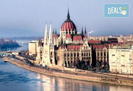 Пролетна екскурзия до Будапеща, Прага и Виена! 5 нощувки със закуски, транспорт и водач от Мивеки Травел! - Снимка 2