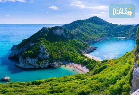 Майски празници на остров Корфу, Гърция! 3 нощувки със закуски и вечери, представител на Запрянов Травел! - Снимка 2
