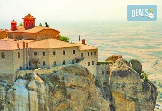 Екскурзия за 24 май до Солун с посещение на феномена Метеора! 2 нощувки със закуски на Олимпийската ривиера, транспорт и водач! - Снимка 4