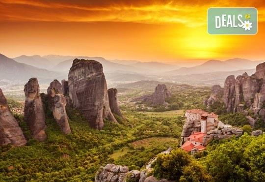 Екскурзия за 24 май до Солун с посещение на феномена Метеора! 2 нощувки със закуски на Олимпийската ривиера, транспорт и водач! - Снимка 3