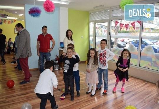 Детско парти с продължителност 2 часа с актьор-аниматор в темата на Елза, Луна, Спайдармен, Миньон или друг герой на избрано от клиента място от Sunny Kids! - Снимка 2
