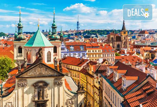 Екскурзия за Великден до Прага, Чехия! 2 нощувки със закуски, транспорт и екскурзоводско обслужване! - Снимка 1