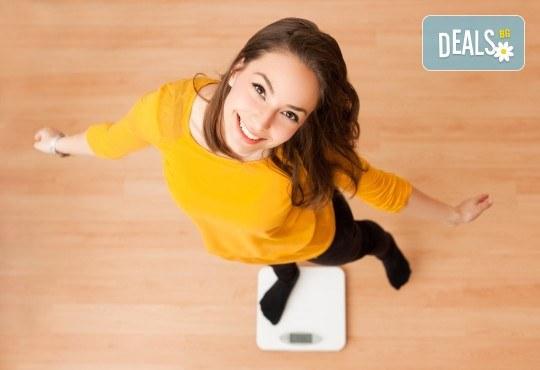 Измерване на цялостното състояние и здраве на организма по 10 показателя с японския медицински уред Tanita, консултация със специалист и дегустация на лечебно кафе от Анализ на здравето! - Снимка 1