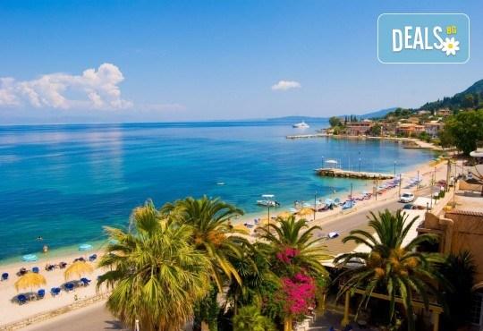 Ранни записвания за почивка на о. Корфу, Гърция! 6 нощувки със закуски и вечери в Potamaki Beach Hotel 3*, възможност за транспорт! - Снимка 3