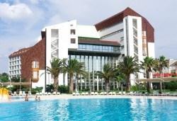 Почивка през май в Чешме - столицата на уиндсърфинга в Турция, с Тансу Травел! 7 нощувки на база All Inclusive в GRAND ONTUR HOTEL 5*, възможност за транспорт - Снимка
