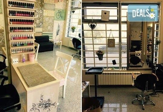 Луксозен СПА маникюр с професионалните продукти и лакове на OPI, CND или SNB в салон за красота Incanto Dream! - Снимка 4