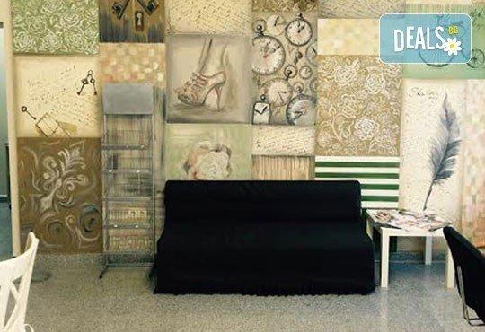 Луксозен СПА маникюр с професионалните продукти и лакове на OPI, CND или SNB в салон за красота Incanto Dream! - Снимка 5