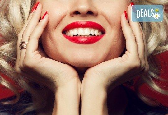 Луксозен СПА маникюр с професионалните продукти и лакове на OPI, CND или SNB в салон за красота Incanto Dream! - Снимка 3