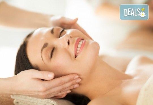 Антистрес масаж на цяло тяло, който елиминира стреса и умората в мускулите и ставите + бонус: точков масаж на лице и глава в Женско Царство! - Снимка 4