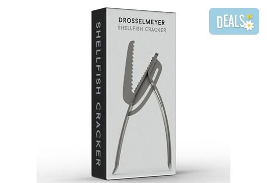 Tрошачка за крабове и раци с оригинален дизайн и изключителна функционалност от Drosselmeyer! - Снимка 3
