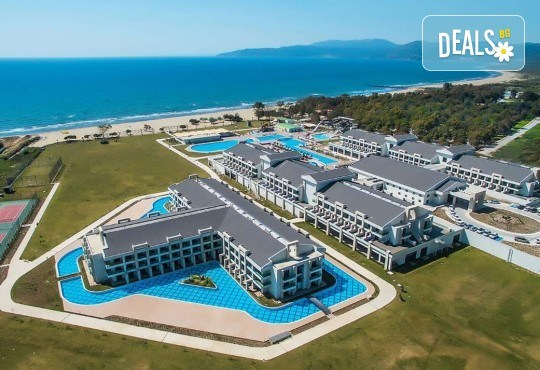 Почивка в Korumar Ephesus Beach & Spa Resort 5*, Кушадасъ, с Тансу Травел! 5/7 нощувки на база Ultra All Inclusive, възможност за транспорт - Снимка 2