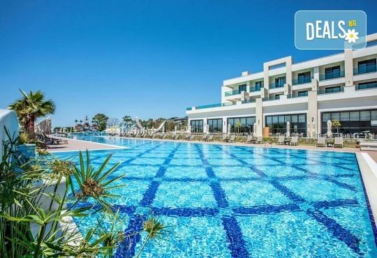 Почивка в Korumar Ephesus Beach & Spa Resort 5*, Кушадасъ, с Тансу Травел! 5/7 нощувки на база Ultra All Inclusive, възможност за транспорт - Снимка 3