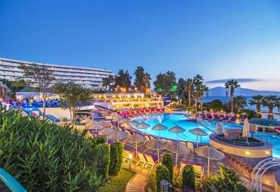 Ранни записвания за лятна почивка през 2019 в Кушадасъ с Тансу Травел! 5 нощувки на база All Inclusive в Hotel Grand Blue Sky 4*, възможност за транспорт - Снимка