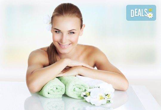 60-минутен силов спортен масаж на цяло тяло от професионален рехабилитатор в козметичен център DR.LAURANNE! - Снимка 1