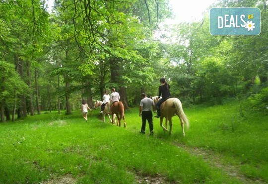 Урок по езда сред природата за двама с инструктор и екипировка от Ранчо Thracian Spirits! - Снимка 2