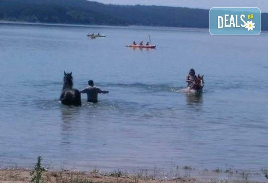 Урок по езда сред природата за двама с инструктор и екипировка от Ранчо Thracian Spirits! - Снимка 9