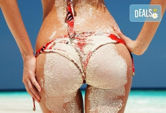 Готови за лятото! Ръчен антицелулитен масаж на прасци, бедра, подбедрици, седалище и ханш в козметичен център DR.LAURANNE! - Снимка 1
