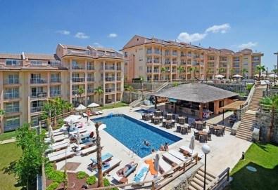 Майски или Септемврийски празници в Кушадасъ, Турция! 5 или 7 нощувки на база All Inclusive в CLC Kusadasi Golf & Spa Resort 5*, безплатно за дете до 12 г., възможност за транспорт! - Снимка