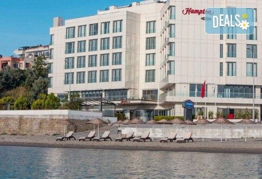 Лятна почивка в Чанаккале, Турция, в хотел Hampton by Hilton 4*! 4, 5 или 7 нощувки със закуски и вечери, настаняване от април до октомври, собствен транспорт! - Снимка 7