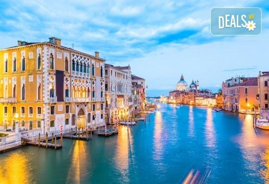 Великден във Венеция, Италия: 3 нощувки и закуски, транспорт, посещение на Любляна