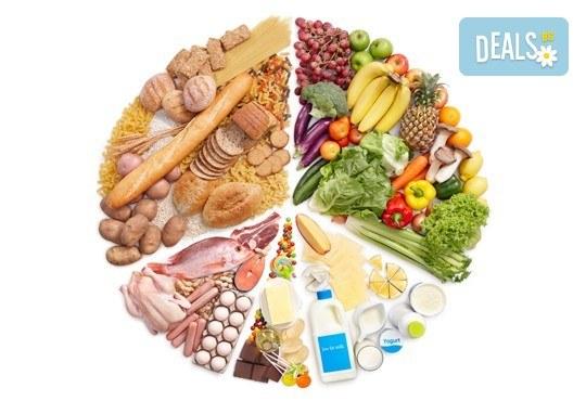 Вега тест на 60 храни и напитки, сегментен анализ на тялото с уред Tanita, измерване на процента на мазнини и диетологична консултация от специалист на Natur House! - Снимка 1