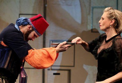 Гледайте Лилия Маравиля в Госпожа Министершата на 10.03. от 19 ч., Театър София, билет за един - Снимка