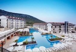 Почивка през май или септември в Дидим, Турция! Ramada Resort Hotel Akbuk 4+*, 5 или 7 нощувки All Inclusive, безплатно за дете до 13 г. и възможност за транспорт! - Снимка