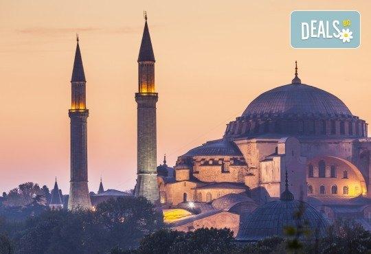 Майски празници в Истанбул и Одрин със Запрянов Травел! 2 нощувки със закуски в хотел 3*, транспорт, посещение на МОЛ Истанбул - Снимка 1